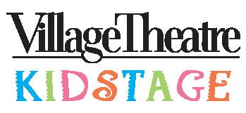 Village Theatre KIDSTAGE logo